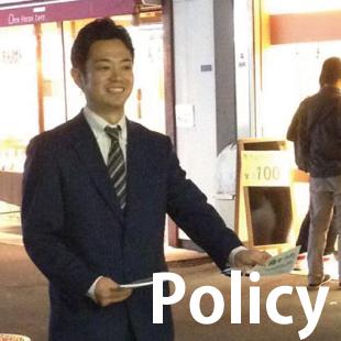 主要政策のイメージ